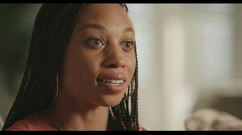 Centers for Disease Control and Prevention TV Spot, 'Hear Her: Allyson Felix: Not Alone' - Thumbnail 9
