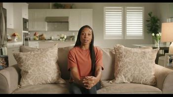 Centers for Disease Control and Prevention TV Spot, 'Hear Her: Allyson Felix: Not Alone' - Thumbnail 3