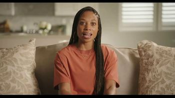 Centers for Disease Control and Prevention TV Spot, 'Hear Her: Allyson Felix: Not Alone' - Thumbnail 4