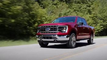 2021 Ford F-150 TV Spot, 'Returning A/Z Plan Lessees' [T2]