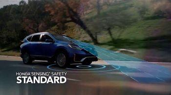 2021 Honda CR-V TV Spot, 'Catered to You' [T2] - Thumbnail 2