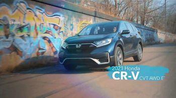 2021 Honda CR-V TV Spot, 'Catered to You' [T2] - Thumbnail 5