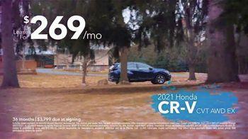 2021 Honda CR-V TV Spot, 'Catered to You' [T2] - Thumbnail 6