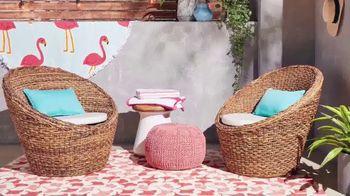 Overstock.com TV Spot, 'HGTV: Vibrant Patio'