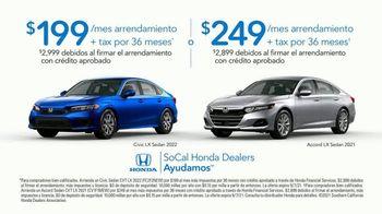 Honda TV Spot, 'Momento de ayuda: sorpresa en el Dealership' [Spanish] [T2] - Thumbnail 9