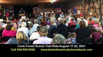 Cook Forest Scenic Trail Rides thumbnail
