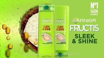 Garnier Sleek & Shine TV Spot, 'Sleek Can Resist' Song by Lizzo - Thumbnail 8