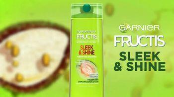 Garnier Sleek & Shine TV Spot, 'Sleek Can Resist' Song by Lizzo - Thumbnail 4