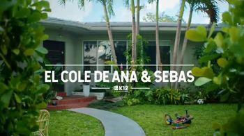 K12 TV Spot, 'El cole de Ana y Sebas' [Spanish]