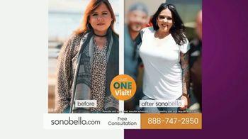 Sono Bello TV Spot, 'Rebecca: Stubborn Body Fat'