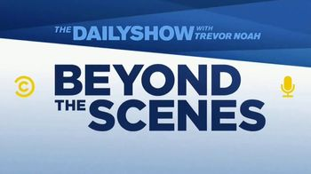 Comedy Central TV Spot, 'The Daily Show: Beyond the Scenes Podcast' - Thumbnail 8