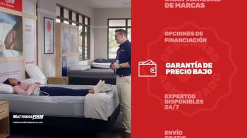 Mattress Firm Venta Actualiza y Ahorra TV Spot, 'Base ajustable gratis' [Spanish] - Thumbnail 8