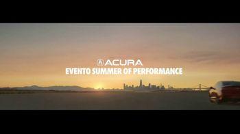Acura Evento Summer of Performance TV Spot, 'Reaccionar instantáneamente' [Spanish] [T2] - Thumbnail 5