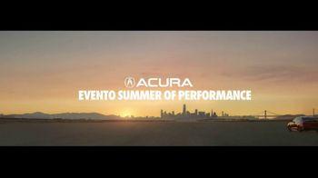 Acura Evento Summer of Performance TV Spot, 'Reaccionar instantáneamente' [Spanish] [T2] - Thumbnail 6