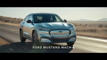 2021 Ford Mustang Mach-E TV Spot, 'New Breed of Electric Vehicle' [T2] - Thumbnail 7