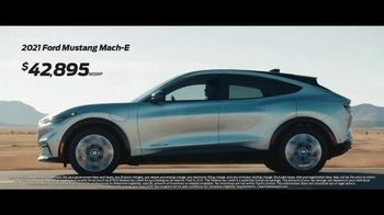 2021 Ford Mustang Mach-E TV Spot, 'New Breed of Electric Vehicle' [T2] - Thumbnail 8