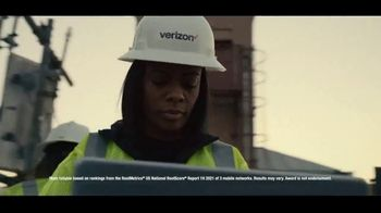 Verizon TV Spot, 'There's Only One Best Network' - Thumbnail 2