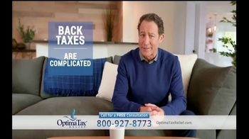Optima Tax Relief TV Spot, 'Scary Things'