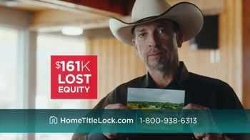 Home Title Lock TV Spot, 'Home Title Theft' Featuring Newt Gingrich - 371 commercial airings