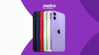 Metro by T-Mobile TV Spot, 'Say Hello to 5G: Free iPhone 12 mini' - Thumbnail 5