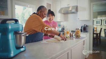 Care.com Senior Care TV Spot, 'Care for All You Love'