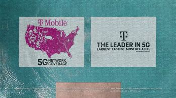 T-Mobile TV Spot, 'See For Yourself: Diver' Song by Tina Turner - Thumbnail 10