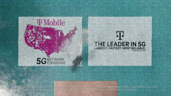 T-Mobile TV Spot, 'See For Yourself: Diver' Song by Tina Turner - Thumbnail 8