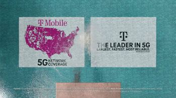 T-Mobile TV Spot, 'See For Yourself: Diver' Song by Tina Turner - Thumbnail 9