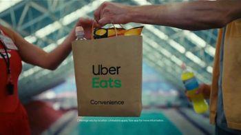 Uber Eats TV Spot, 'Swimmer' - Thumbnail 9