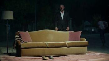 Mattress Firm TV Spot, 'Got the Memory of a Pinecone?' Featuring Liev Schreiber - Thumbnail 9