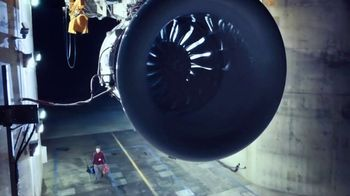 General Electric TV Spot, 'Seeing Flight Differently' - Thumbnail 1