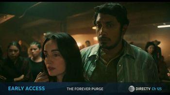 DIRECTV Cinema TV Spot, 'The Forever Purge'