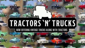 Mecum Gone Farmin' Fall Premier TV Spot, 'Tractors 'N' Trucks'