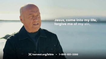 Harvest Ministries TV Spot, 'You've Been Searching'