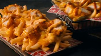 Jack in the Box Roost Fries TV Spot, 'Gran éxito' [Spanish] - Thumbnail 4