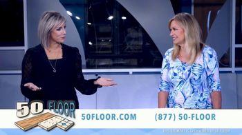 50 Floor July Special TV Spot, 'Lazy Days of Summer'