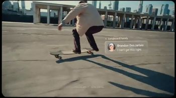 Facebook TV Spot, 'Longboard Family Facebook Group' Song by Brent Faiyaz - Thumbnail 3