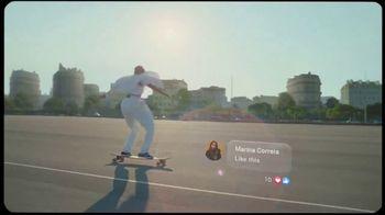 Facebook TV Spot, 'Longboard Family Facebook Group' Song by Brent Faiyaz - Thumbnail 5