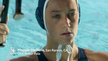 Toyota TV Spot, 'What Drives You: Maggie Steffens' Featuring Summer Sanders [T2]