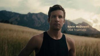 Manscaped The Lawnmower 4.0 TV Spot, 'Official Sponsor of The USA Triathlon' Featuring Kevin McDowell