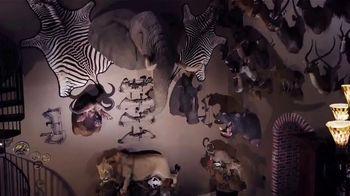 Tom Miranda Outdoor Productions TV Spot, 'Adventure Bowhunter Dark Continent'
