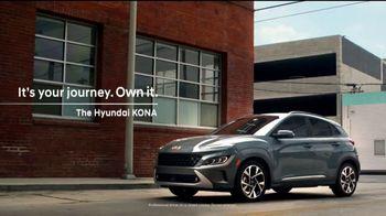 2022 Hyundai Kona TV Spot, 'Your Journey: Kona' Song by Zayde Wølf [T2]