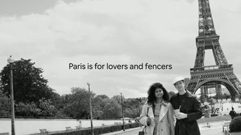 Airbnb TV Spot, 'Lovers and Fencers: Made Possible by Hosts' - Thumbnail 9