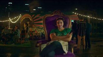 Metro by T-Mobile TV Spot, 'Conquista tu día: pupusas' [Spanish]
