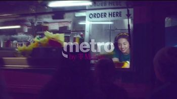 Metro by T-Mobile TV Spot, 'Conquista tu día: pupusas' [Spanish] - Thumbnail 1