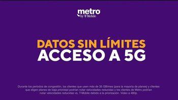 Metro by T-Mobile TV Spot, 'Conquista tu día: pupusas' [Spanish] - Thumbnail 3