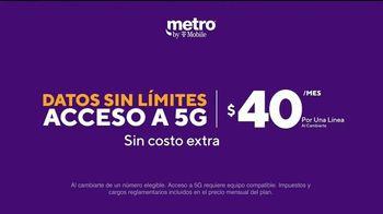 Metro by T-Mobile TV Spot, 'Conquista tu día: pupusas' [Spanish] - Thumbnail 4