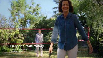 The Hartford TV Spot, 'Happy Customers: Badminton' Featuring Matt McCoy