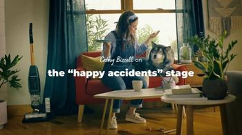Bissell Crosswave X7 Cordless Pet Pro TV Spot, 'Mess Maker'