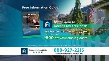Finance of America Reverse TV Spot, 'Mark: $500 Off
